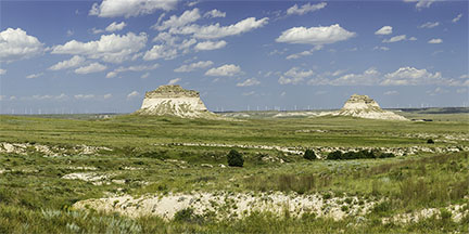 Pawnee Buttes